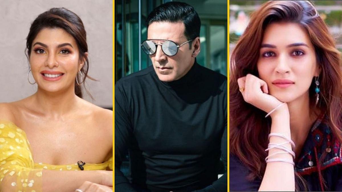 Jacqueline will star opposite Akshay Kumar and Kriti Sanon in Bachchan Pandey.