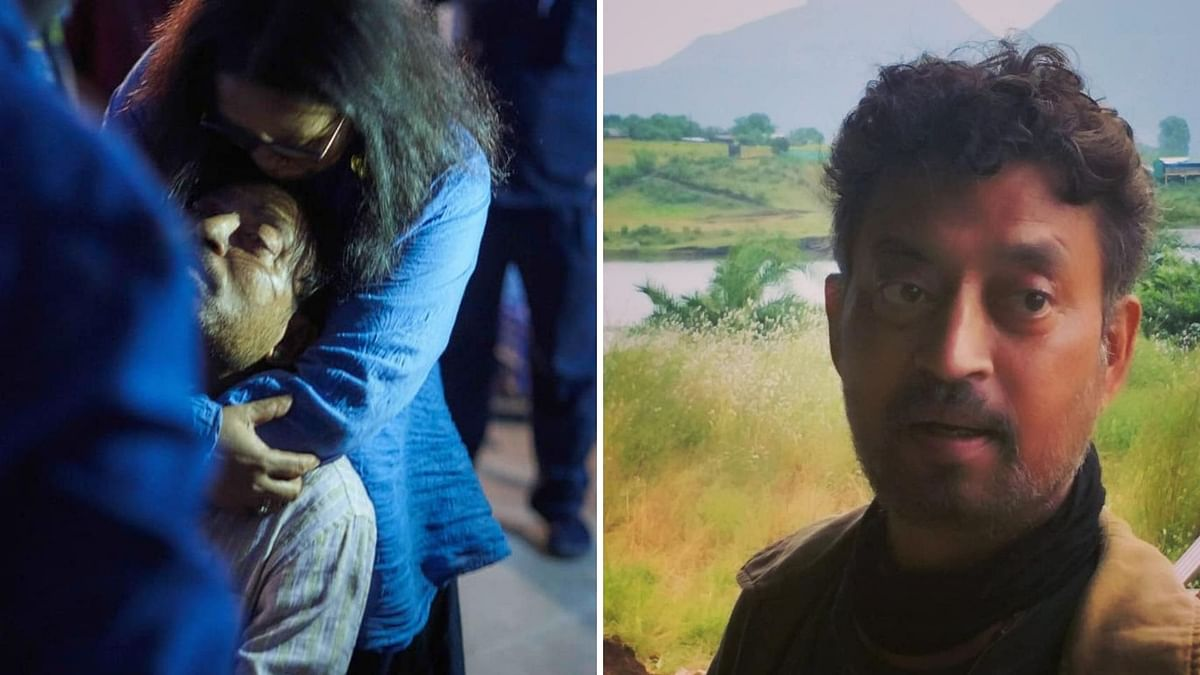 Sutapa Sikdar remembers Irrfan Khan as the year comes to an end.