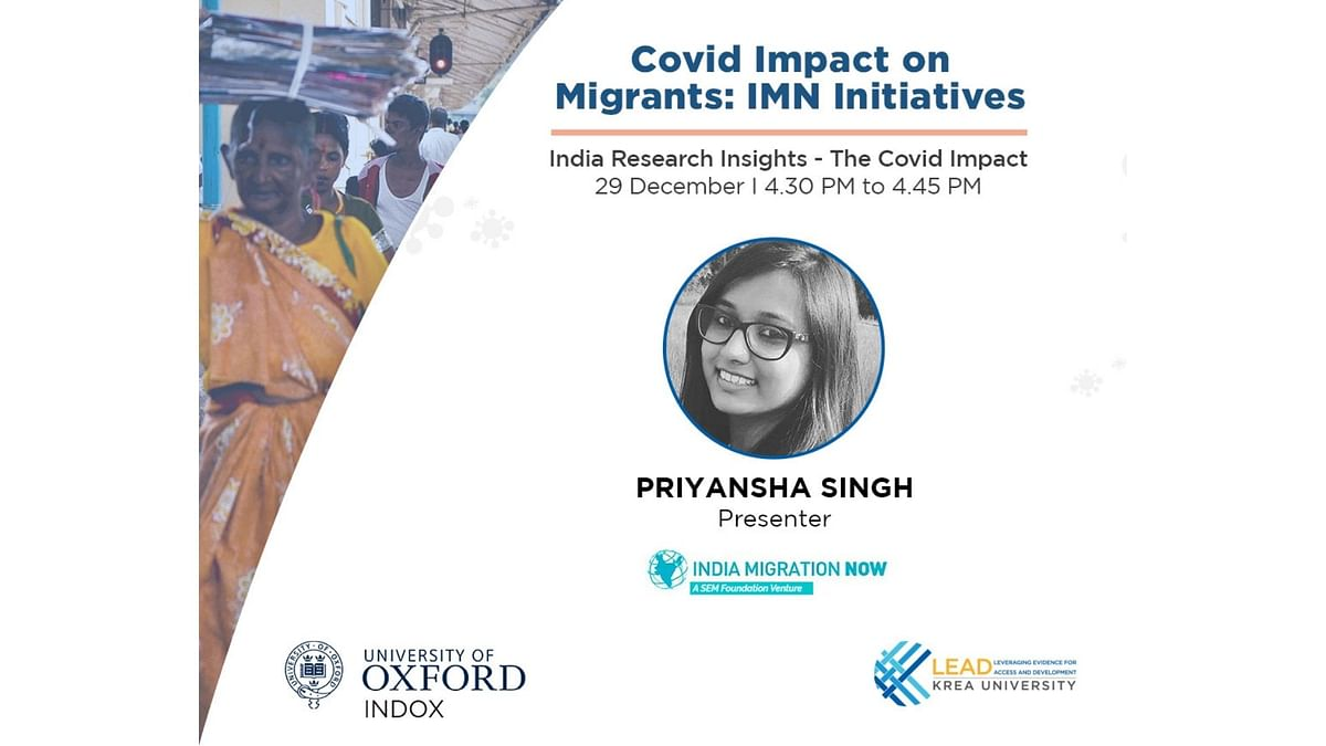 This Event Aims to Decode the Impact of COVID-19 on India