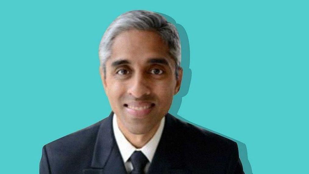 Dr Vivek Murthy, surgeon general