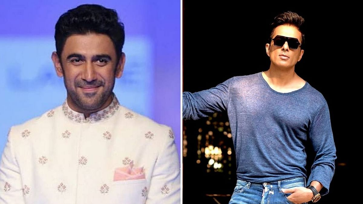 My First Break Was Given by Sonu Sood: Amit Sadh Thanks Actor