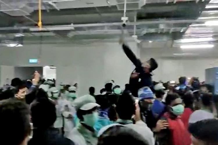 Kolar: Employees Wreck Wistron Corp's iPhone Manufacturing Plant