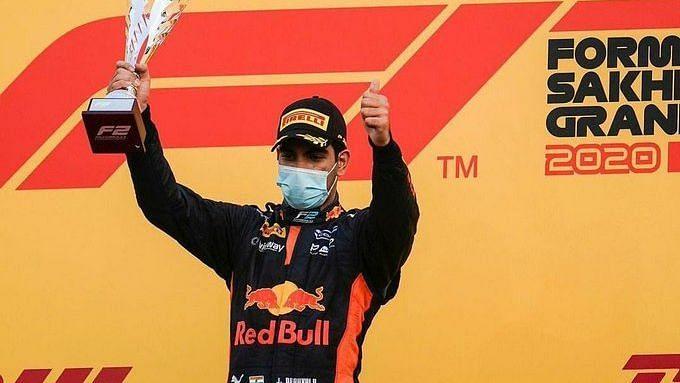 India's Jehan Daruvala Records his First F2 Race Win