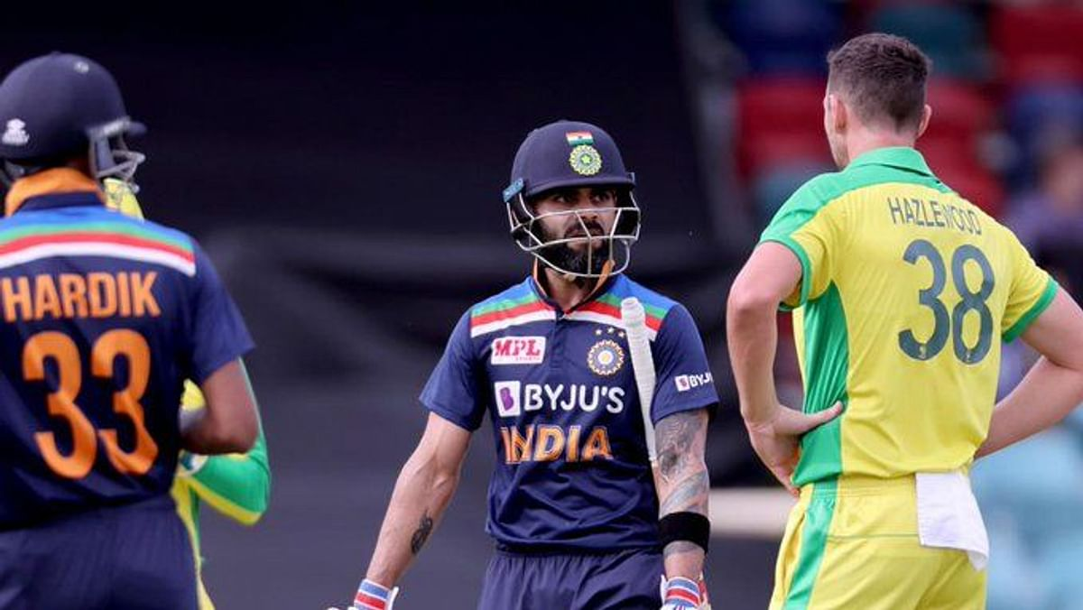 IND vs AUS: After 12 years, Kohli's name is an embarrassing record, Hazelwood hunted three times in the series
