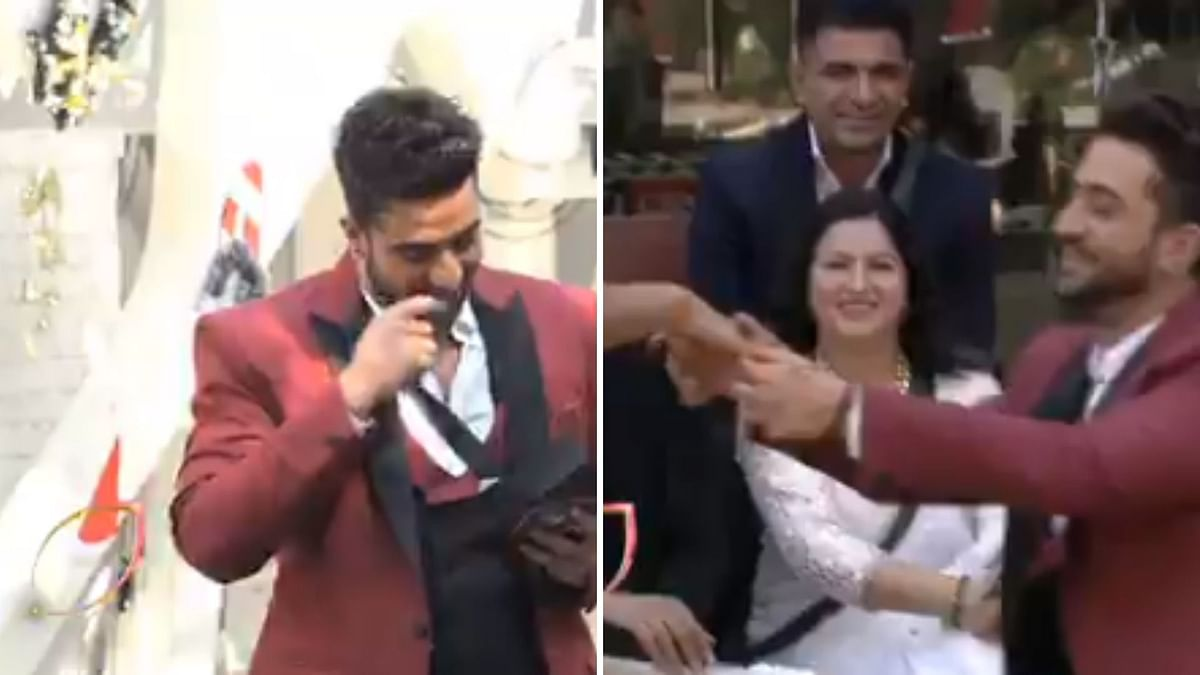 Bigg Boss 14: Aly Goni Gets Down On One Knee For Someone Special