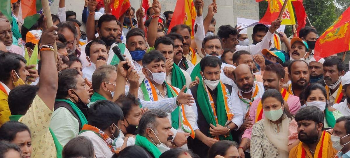 Delhi to Bengaluru, How Farmer Unions Are Protesting Farm Bills