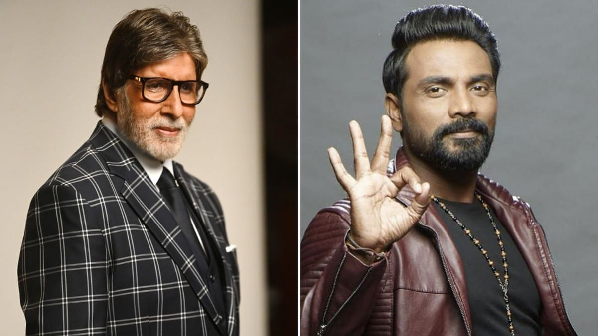 Amitabh Bachchan sends wishes to Remo D'Souza.
