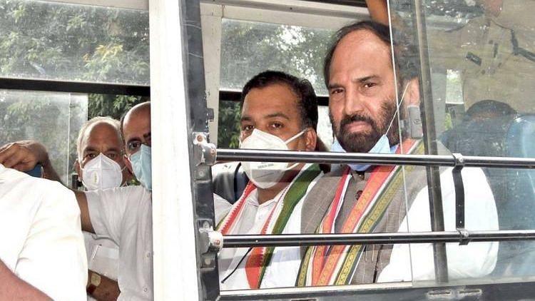 Post GHMC Polls, Uttam Kumar Reddy Resigns as Telangana Cong Chief