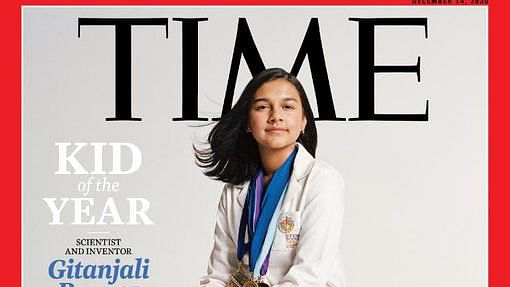 What Made Gitanjali Rao  TIME's  First Ever Kid of the Year
