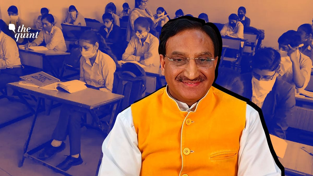 Edu Minister to Discuss CBSE Board Exams 2021 with Teachers Today