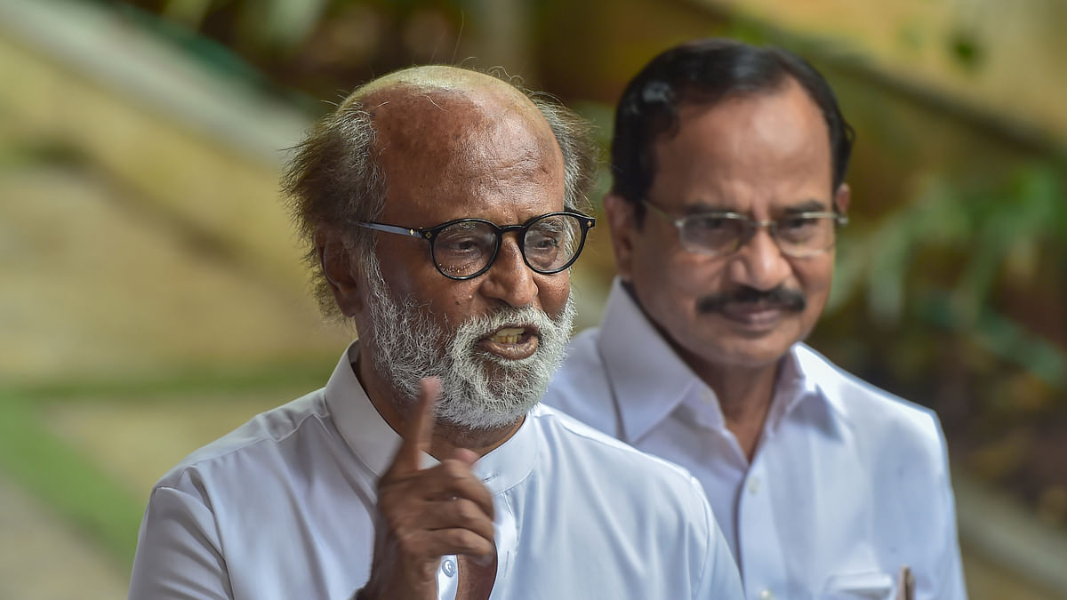 'Will Give Life to Tamil People': Rajini Announces Political Party