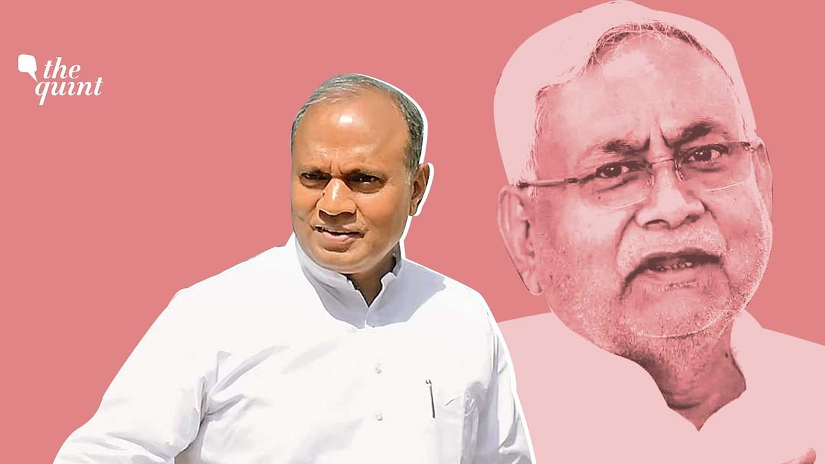 RCP Singh has replaced Nitish Kumar as the JD(U) president