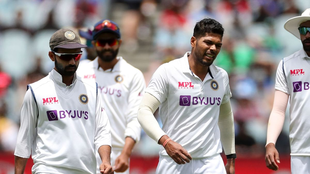 According to ANI, Umesh Yadav returned home to India on Wednesday night after being ruled out of the Test series due to an injury.
