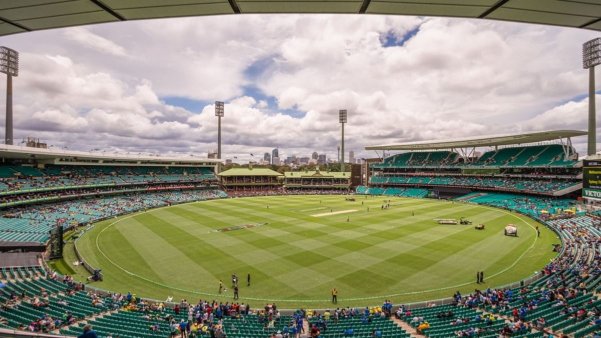 File Image of the Sydney Cricket Ground.