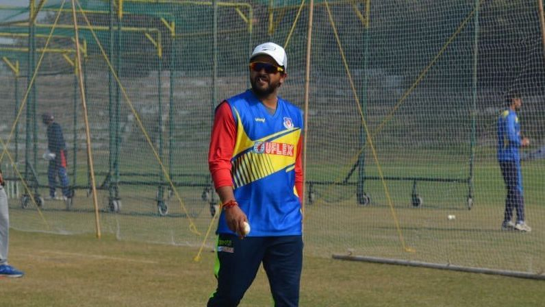 Raina Returns to the Nets! Set to Play Syed Mushtaq Ali for UP