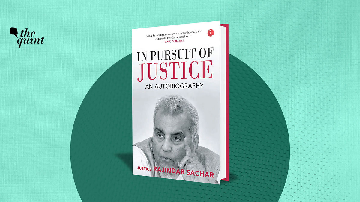 Justice Sachar's autobiography is full of instances of judicial favouritism.