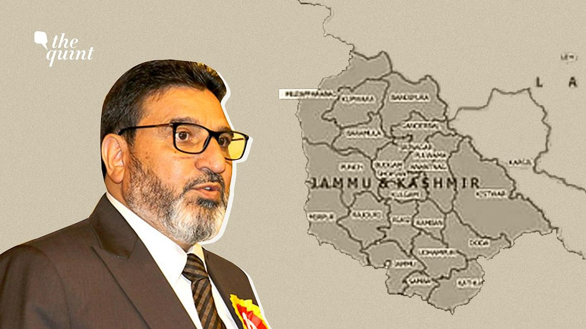 Jammu and Kashmir DDC elections: Altaf Bukhari's Apni Party is accused of being pro-BJP in Kashmir.