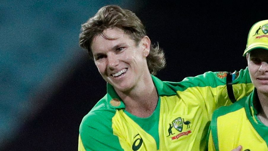 Adam Zampa has been suspended for one match in the Big Bash League for an 'audible obscenity' during a match.