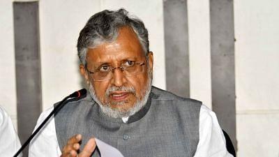 BJP's Sushil Kumar Modi Elected Unopposed to Rajya Sabha