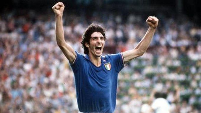 Paolo Rossi, Italy's 1982 FIFA World Cup Hero, No More