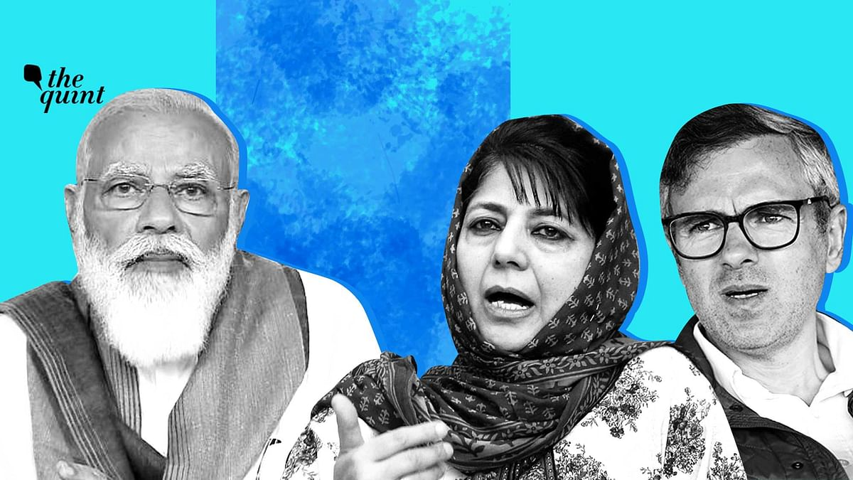 Old rivals PDP and NC came together to take on the BJP in the DDC polls
