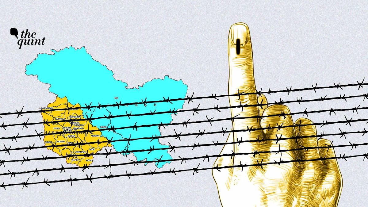 J&K Polls: Why Security Forces' 'Link' With Politics Is Disturbing