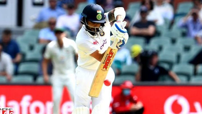 In Stats: Unwanted Records for India, Kohli on Day 3 in Adelaide
