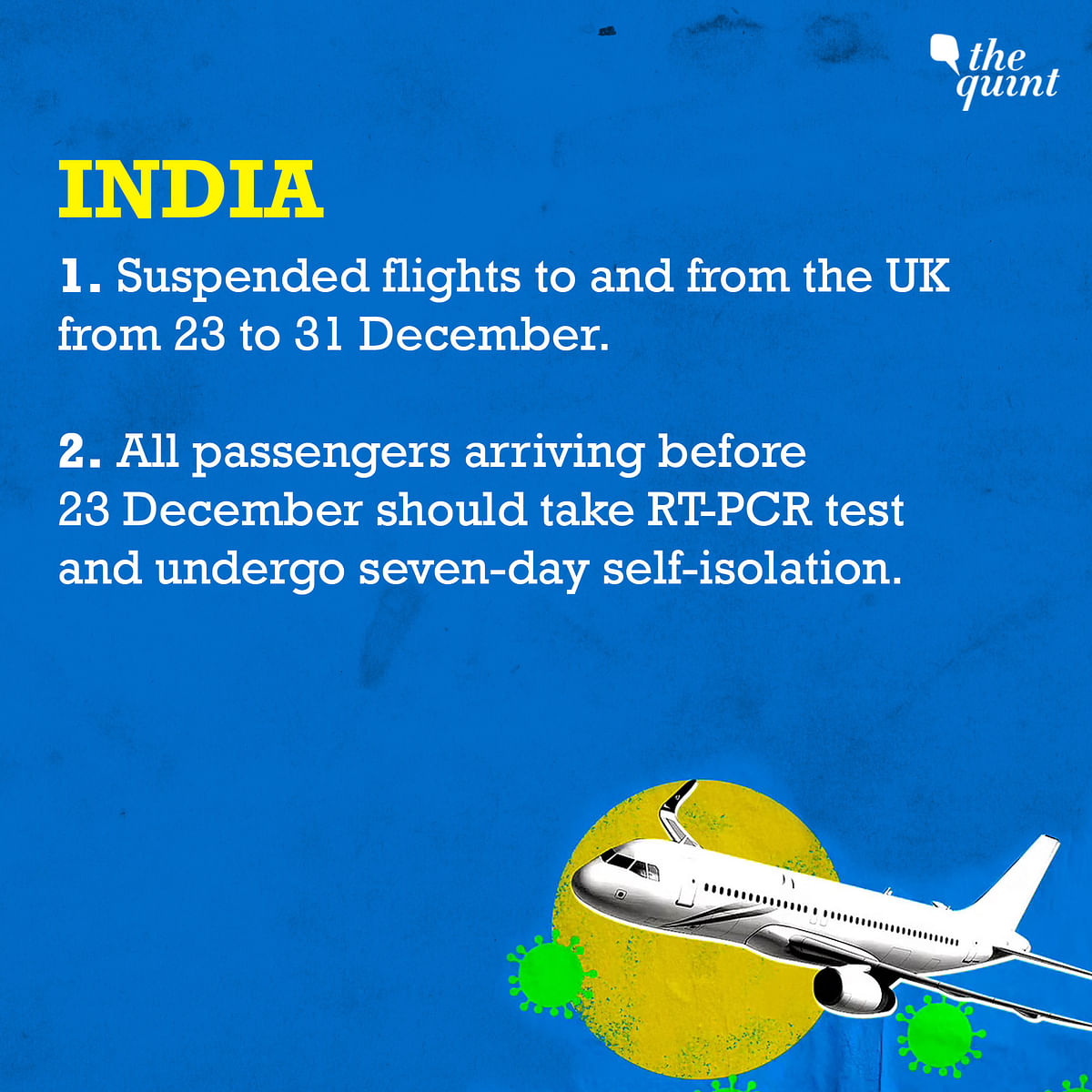 FAQ: India Bans UK Flights Over Virus Variant – What You Must Know