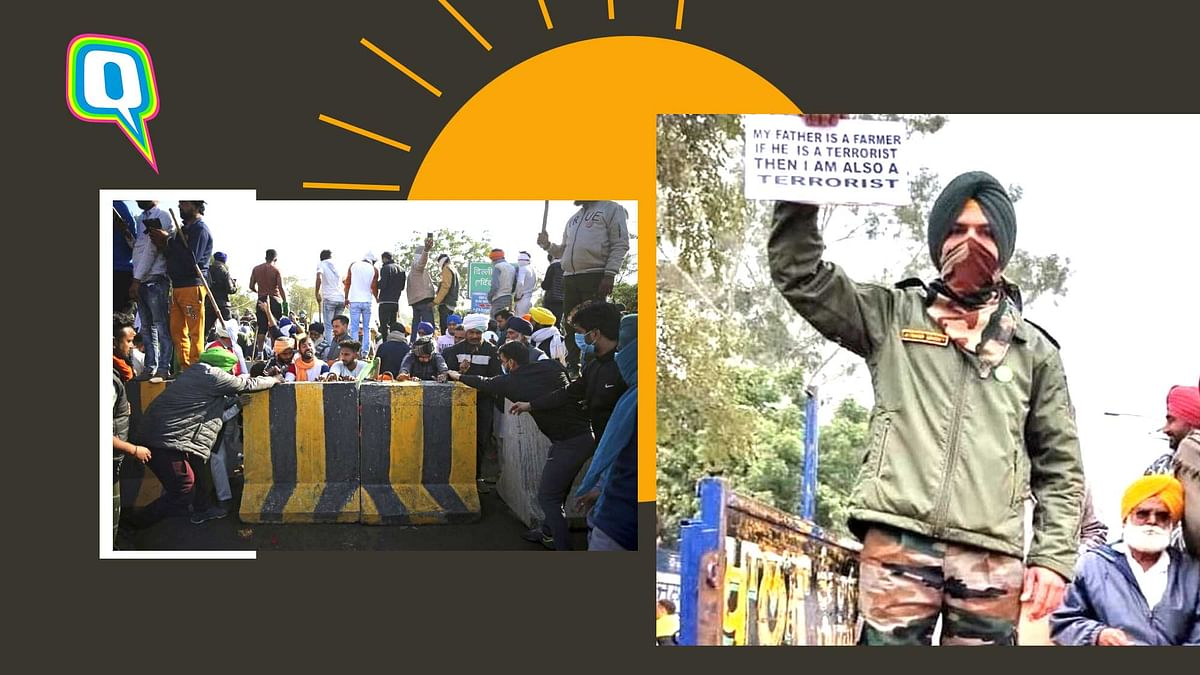 Dilli Chalo: 10 Heartwarming Photos From the Ongoing Protests