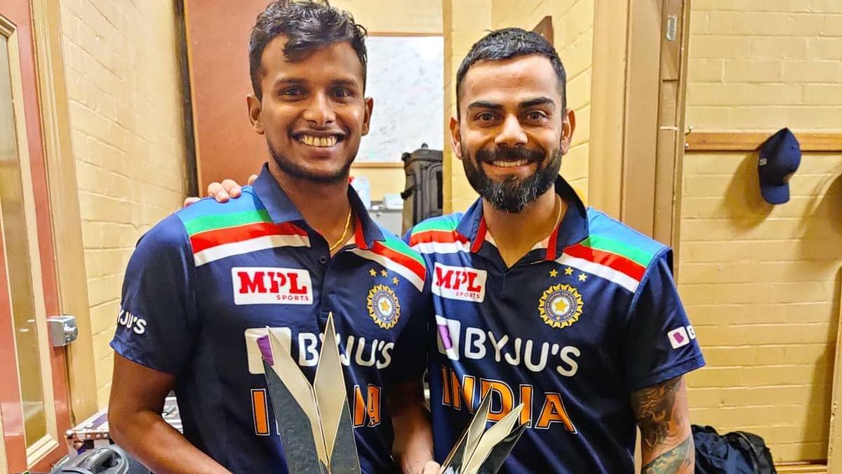 Natarajan, Thakur Added to India Squad, Rohit Named Vice-captain