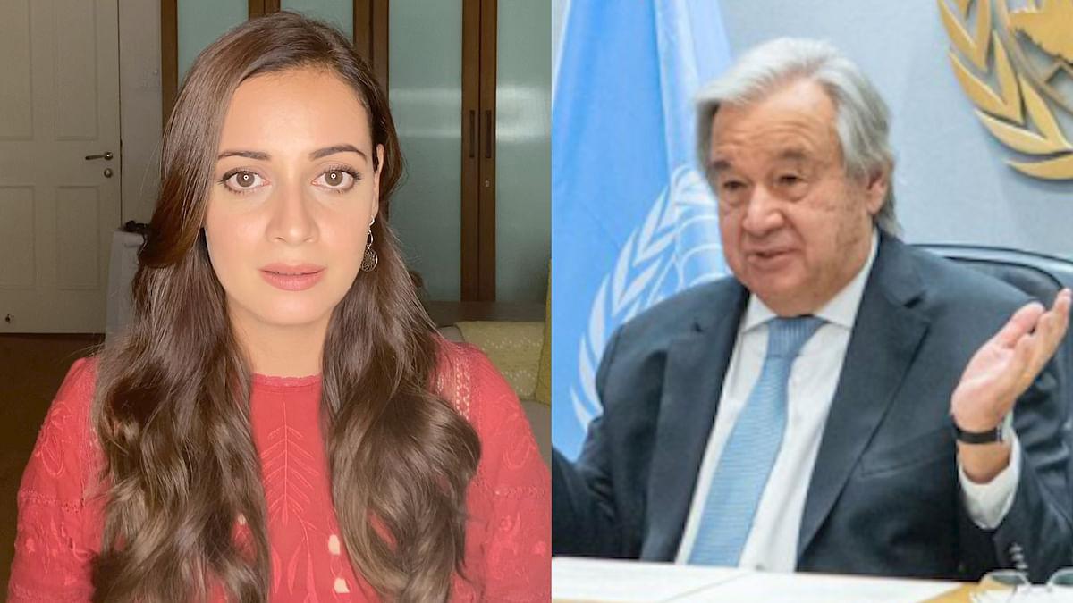 Dia Breaks Down UN Secretary-General's Address on Climate Crisis