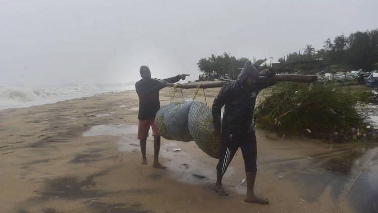 Cyclone Burevi Makes Landfall in Sri Lanka, Moves Towards TN