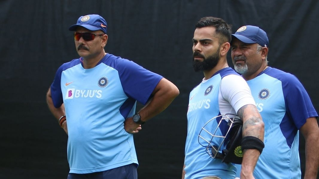 Team India have elected to play Shaw and Saha in the series-opener against Australia, starting Thursday.