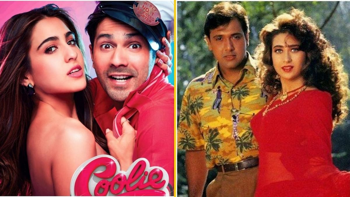 Not Trying to Ape Karisma Kapoor in New 'Coolie No 1': Sara