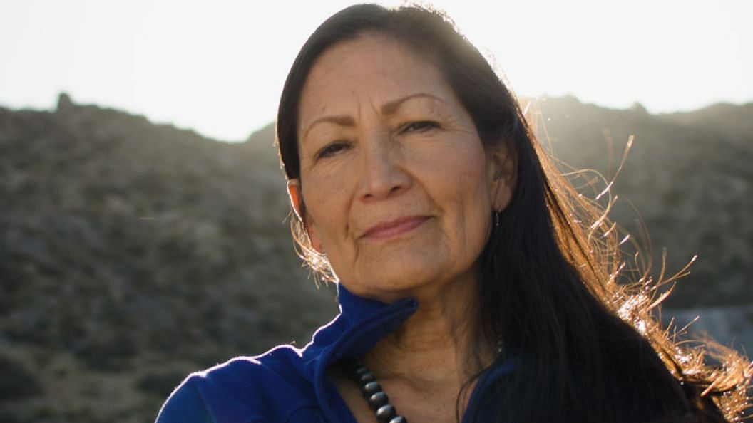 Biden Picks Native American Deb Haaland as Interior Secretary