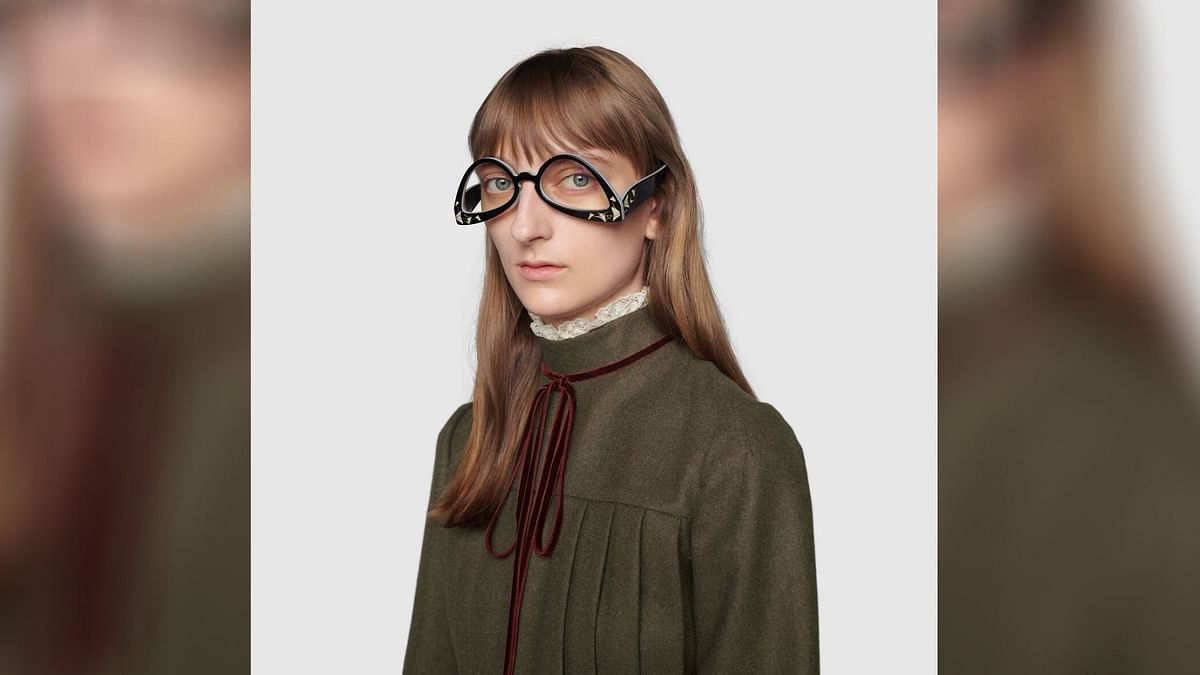 Gucci's 'Inverted Cat Eye Glasses' Cost Rs 55,500, Twitter Shocked