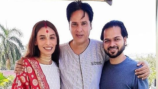 Rahul Roy suffered a brain stroke some time back.