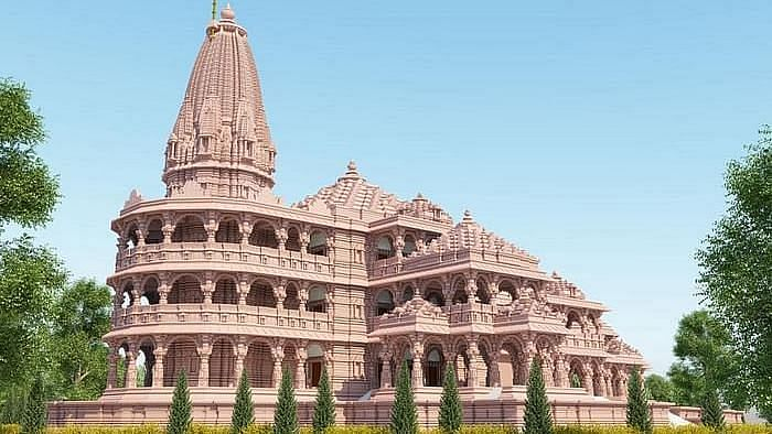 Construction of Ayodhya's Ram Mandir Complex To Cost  Rs 1,100 Cr