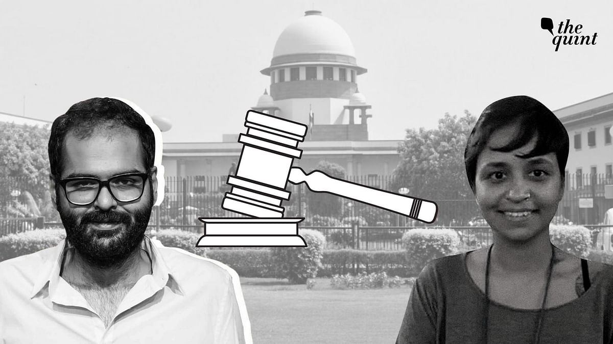 The Supreme Court passed its orders on Friday, 18 December, on the contempt petitions against comedian Kunal Kamra  and comic artist Rachita Taneja.