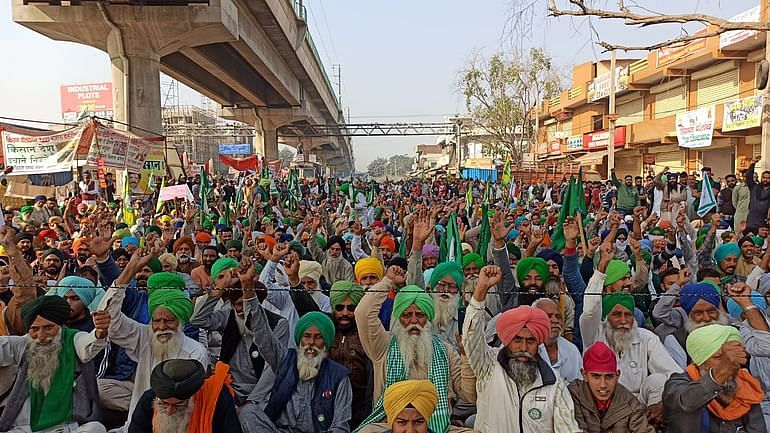 Nationwide Protests Against Farm Laws on 14 Dec, Leaders to Fast