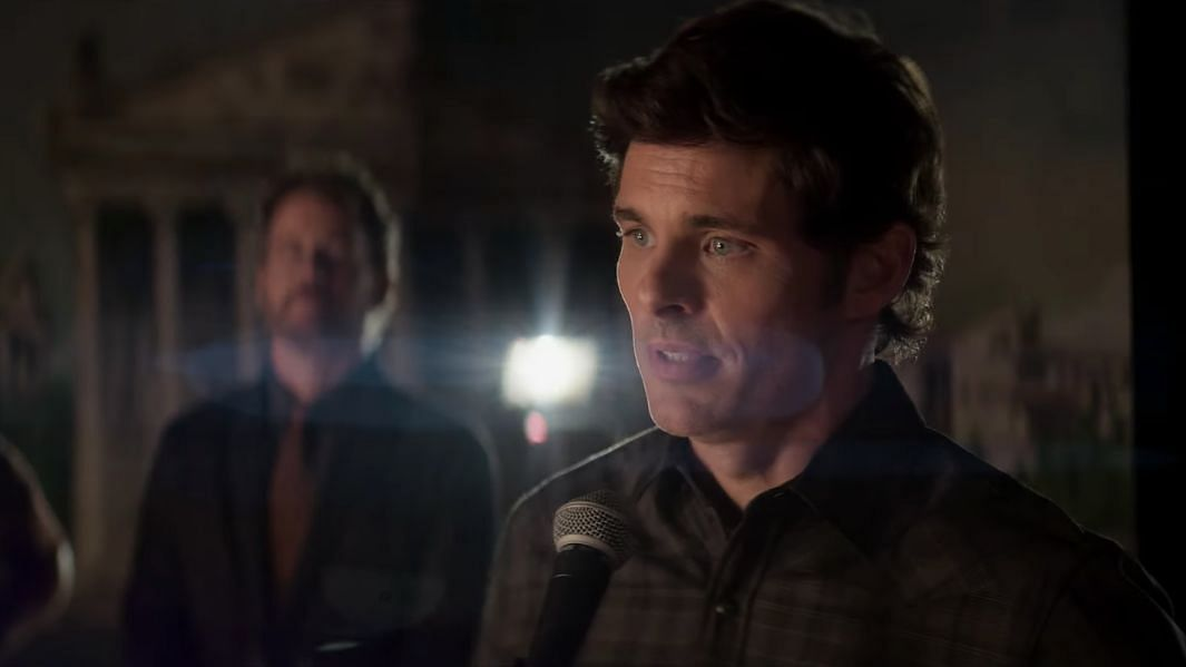 James Marsden in <i>The Stand.</i>