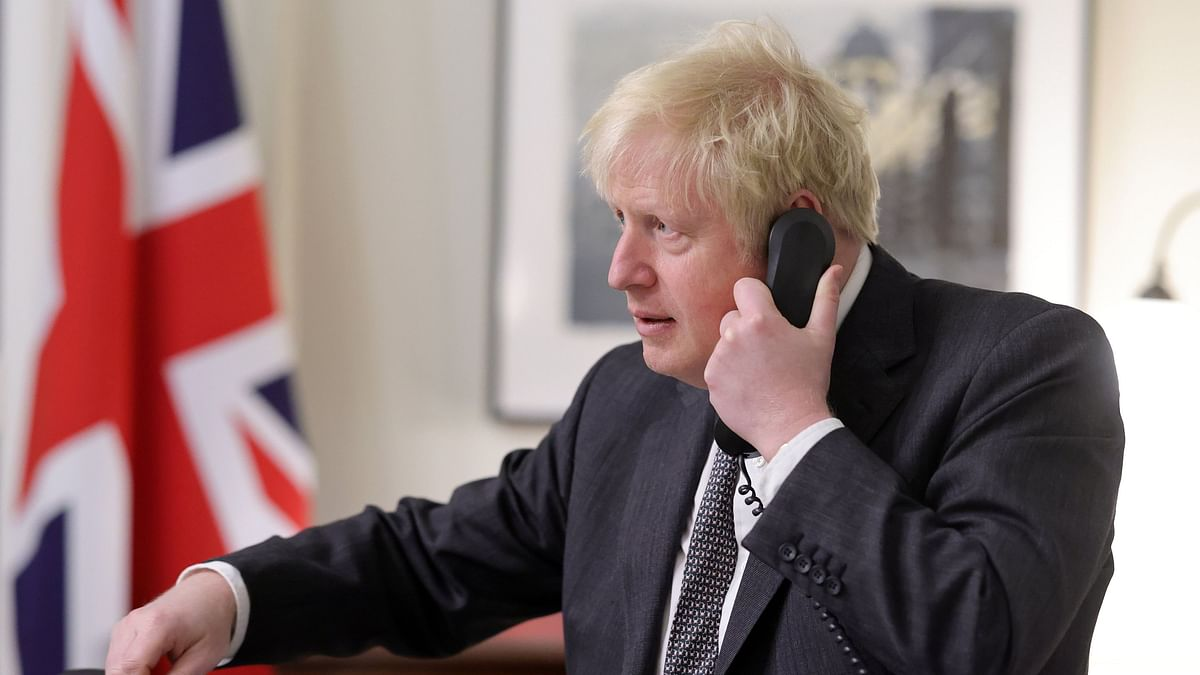 File image of UK PM Boris Johnson.