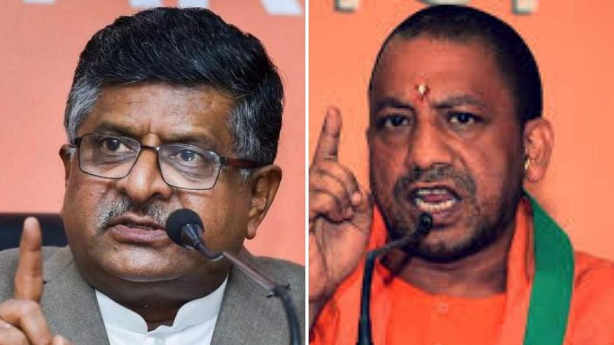 "Uttar Pradesh Chief Minister Yogi Adityanath, on the other hand, slammed opposition parties for ""politicising"" farm bills."
