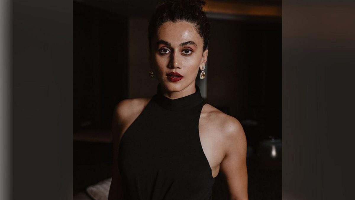 Taapsee Speaks Out Against UP's 'Love Jihad' Law