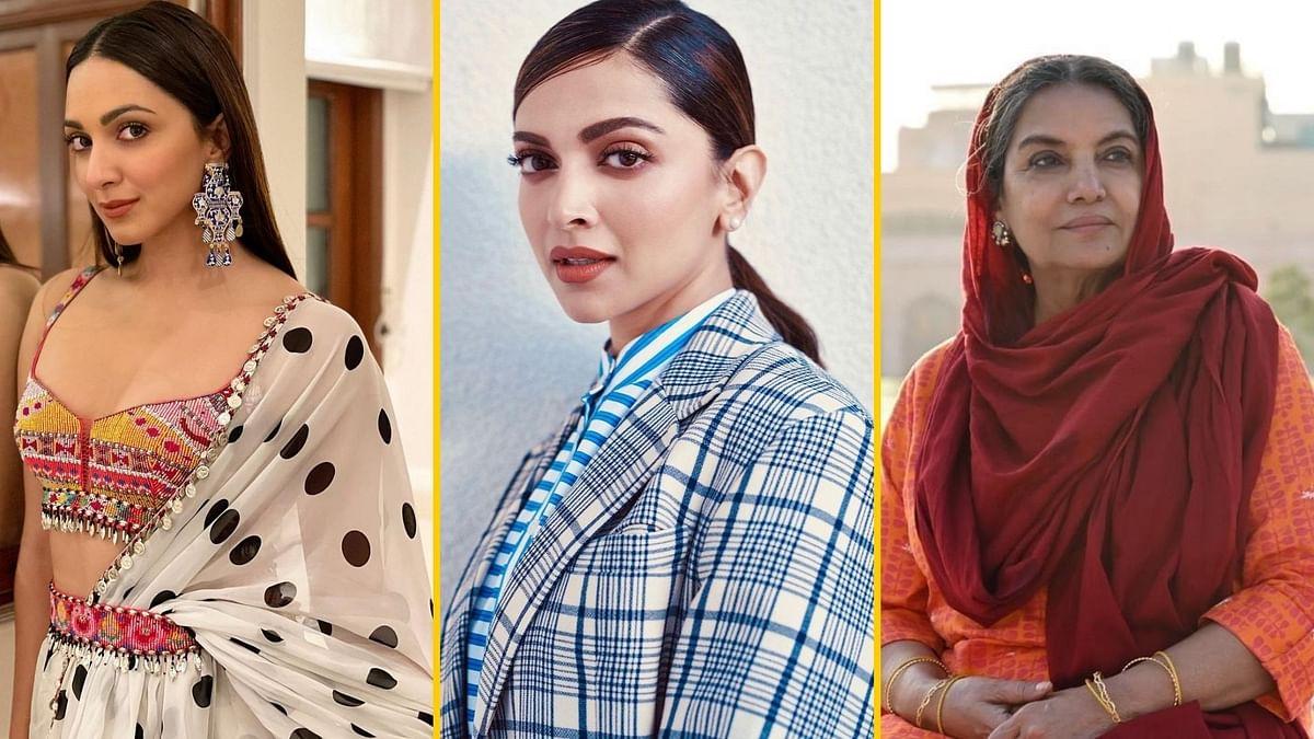 Kiara Advani, Deepika Padukone and Shabana Azmi speak about their favourite performances.