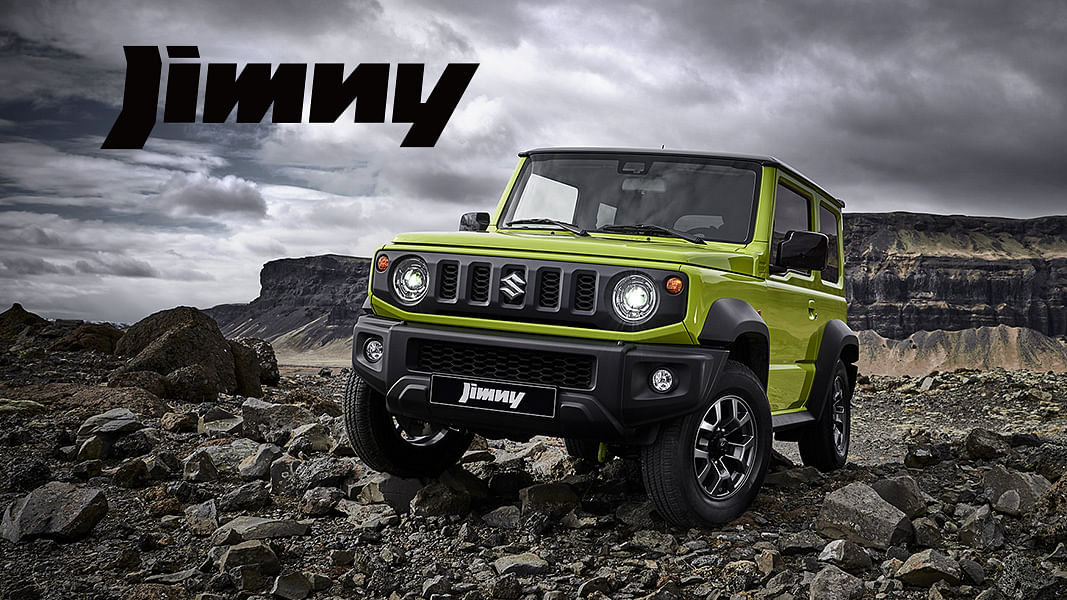 The upcoming Maruti Suzuki Jimny is expected to launch in July 2021.