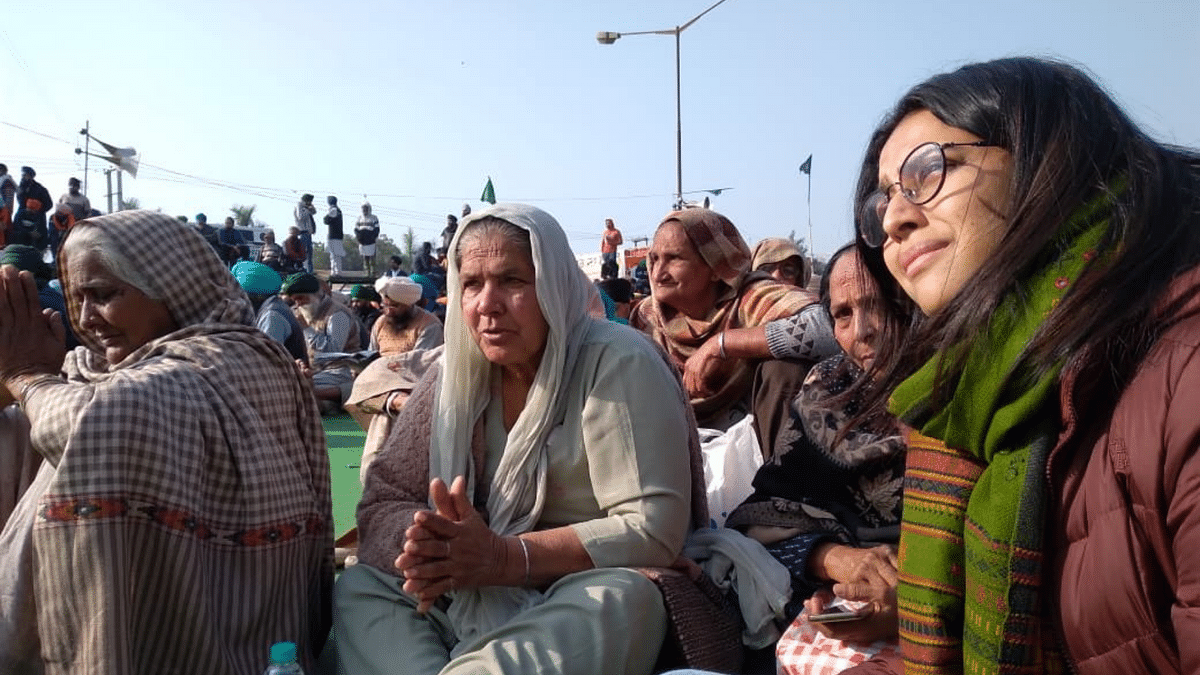 Swara Bhasker Joins Farmers' Protest at Delhi's Singhu Border