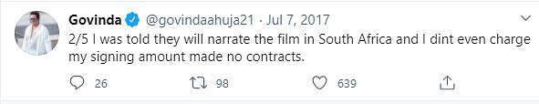 Anurag Basu Reveals Why He Removed Govinda From 'Jagga Jasoos'