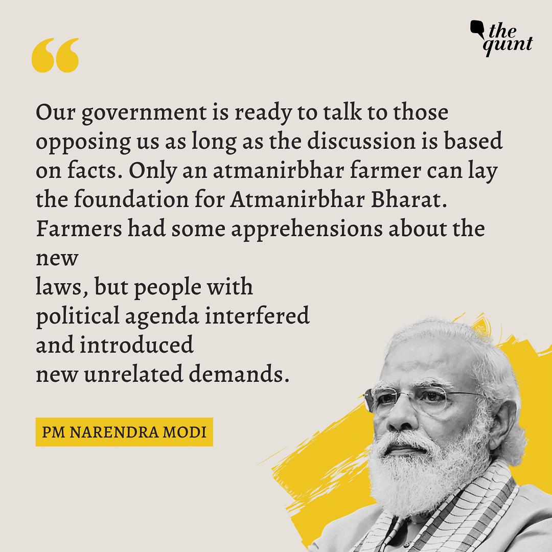 'Political Animosity': Modi Slams Bengal Govt at PM-KISAN Event