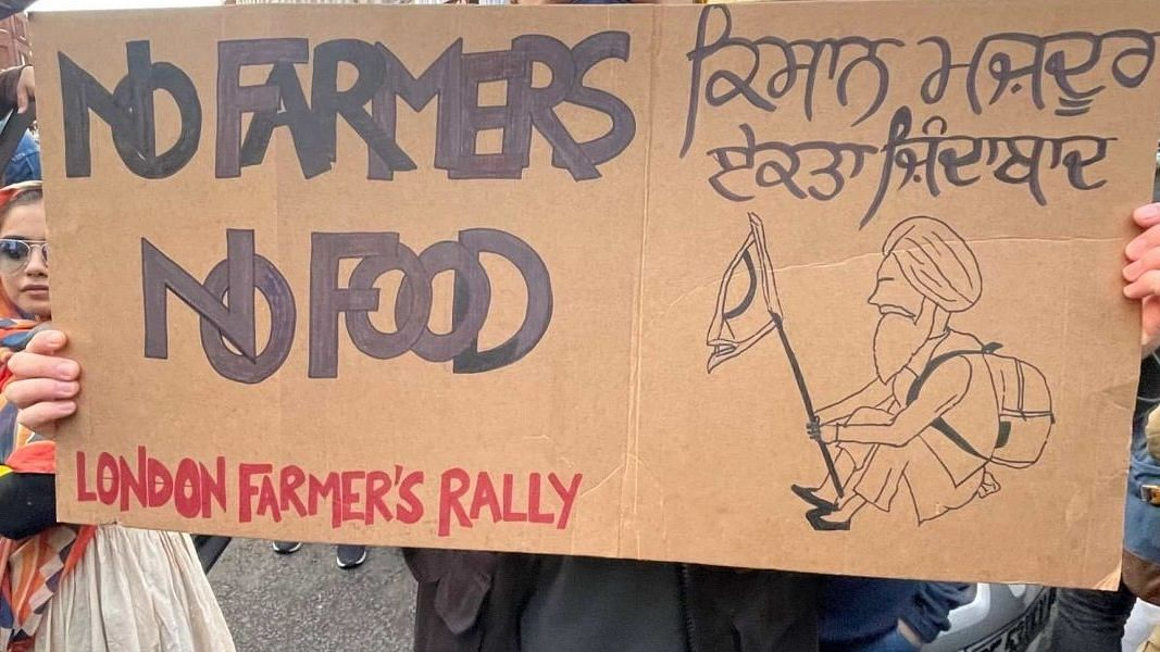 Several Arrested Amid London Protest Supporting Indian Farmers